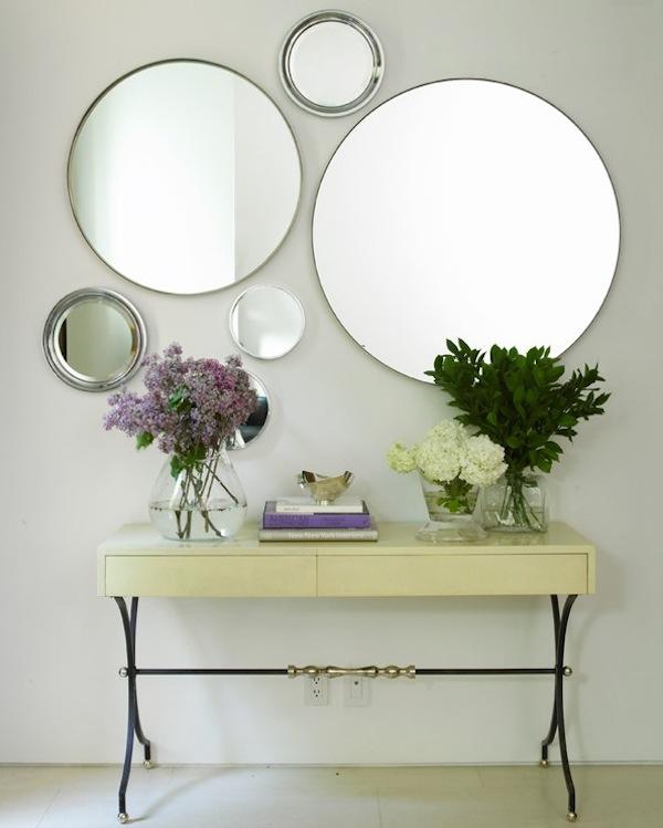 hall espelhos