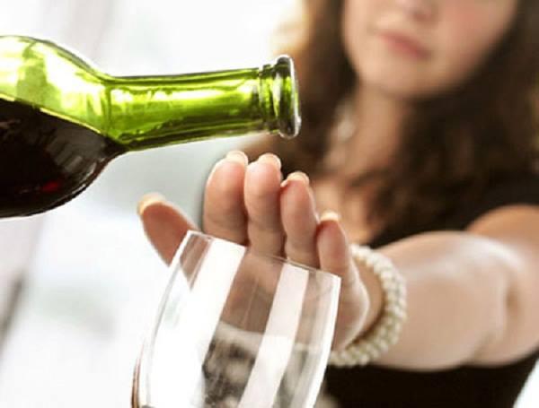 beba menos